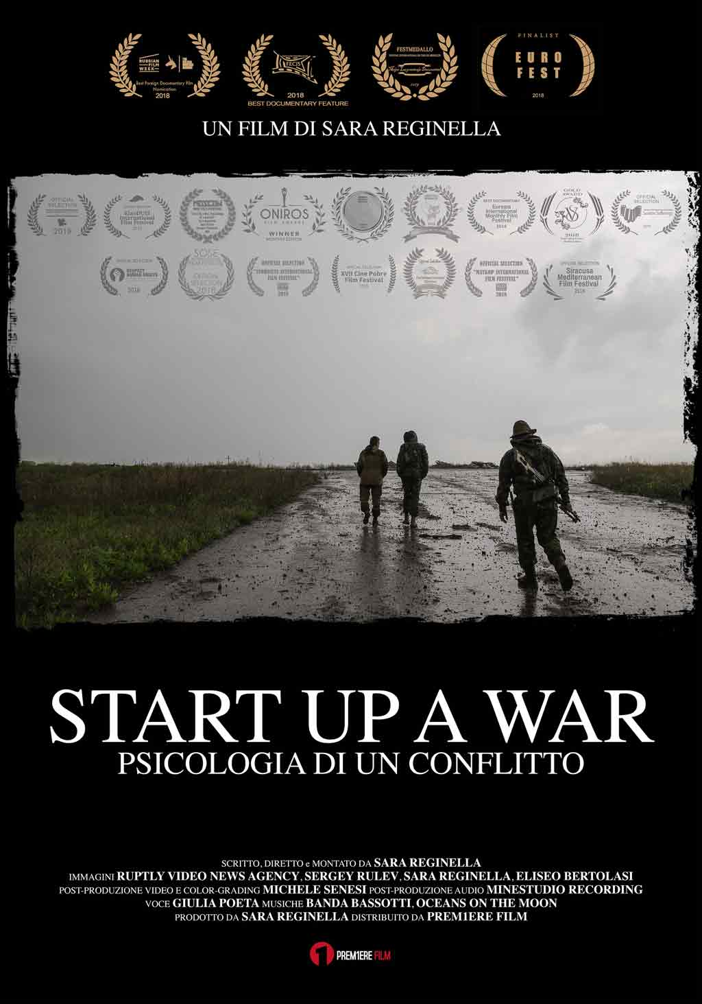 Start Up a War. Psicologia di un conflitto