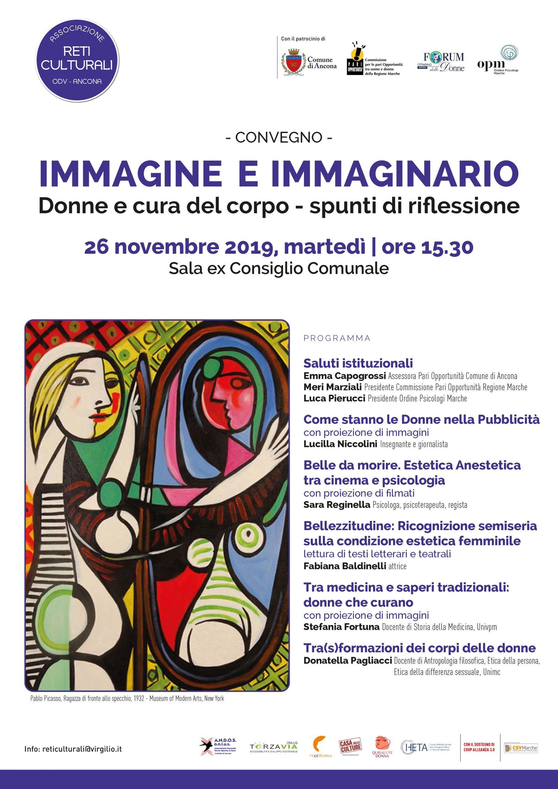 Sara Reginella   convegno Immagine e Immaginario
