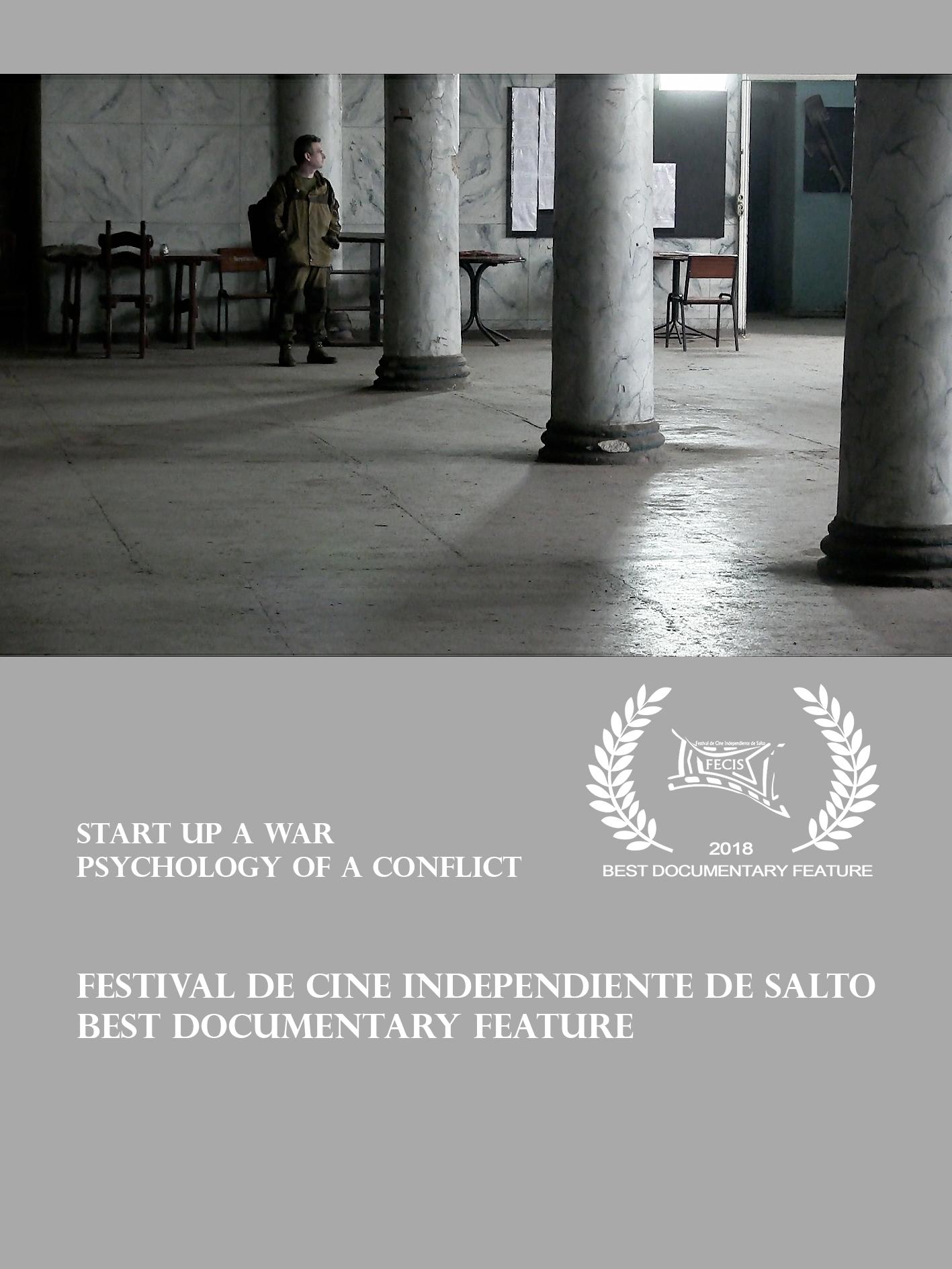 Sara Reginella | Start Up a War Festival de Cine Independente de Salto